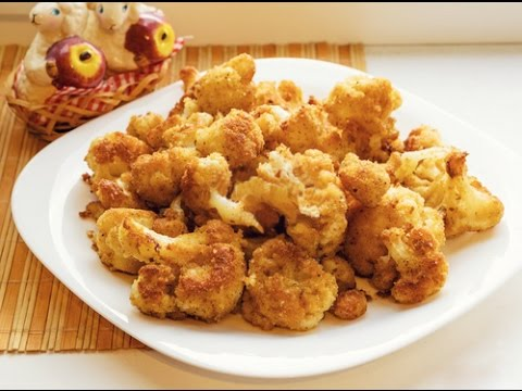 Цветная капуста в кляре / Cauliflower in Batter recipe