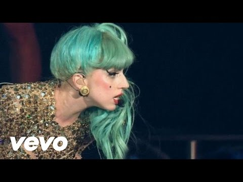 Lady Gaga - Poker Face (Gaga Live Sydney Monster Hall)