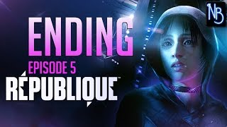 Republique Remastered (Episode 5) Walkthrough Part 5 ENDING No Commentary