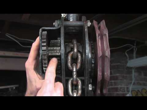 How It Works: Chain Hoist