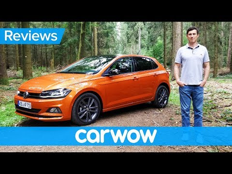 New Volkswagen Polo 2018 review – do you really need a Golf? | Mat Watson Reviews