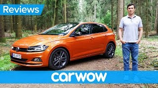 Volkswagen Polo 2018 review - do you really need a Golf? | Mat Watson Reviews