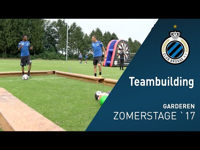 Zomerstage 2017: TeamBuilding