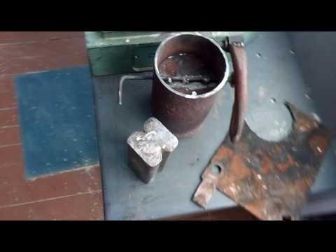 Как сделать шибер в трубе своими руками