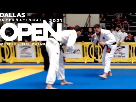 Rafael Lovato Jr. VS Rafael Vasconcelos / Dallas Open 2021