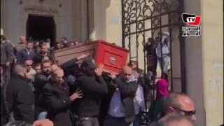 تشييع جثمان والد أمير كرارة من مسجد السلطان حسن إلى مثواه الأخير