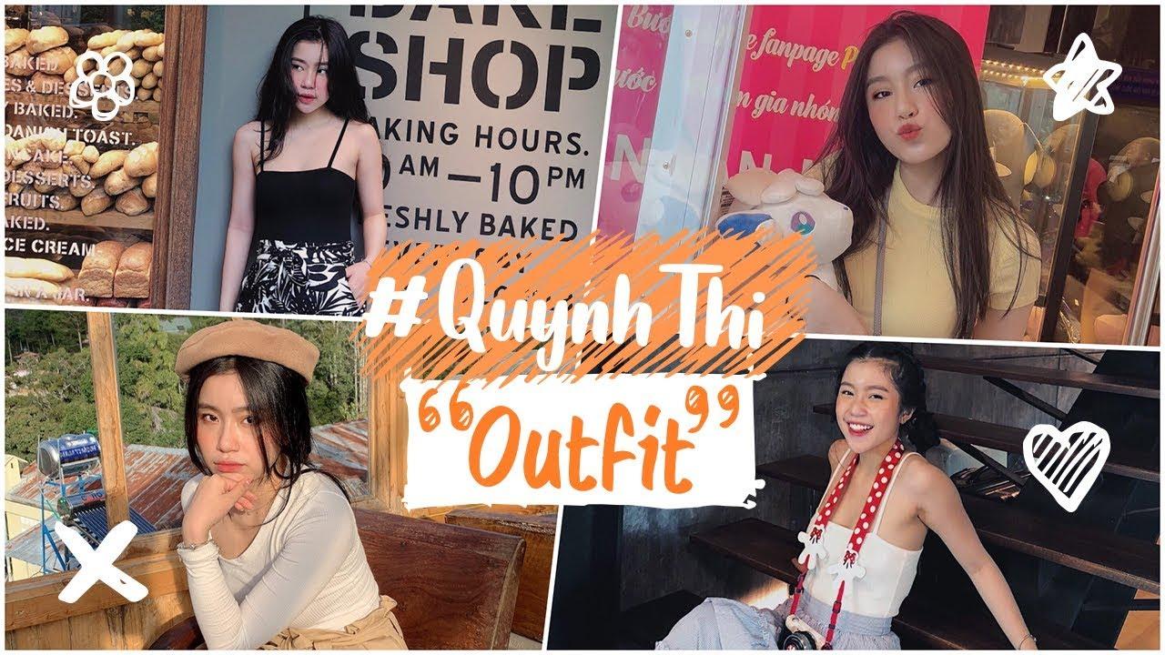 BẬT MÍ CÁC SHOP QUẦN ÁO YÊU THÍCH , MIX & MATCH SIÊU ĐƠN GIẢN CÙNG QTHI | Quỳnh Thi |