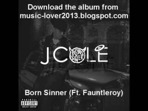 J Cole born sinner  New Album Downlaod For Free