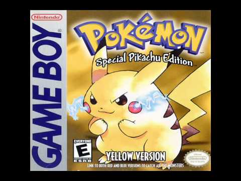 pokemon yellow j