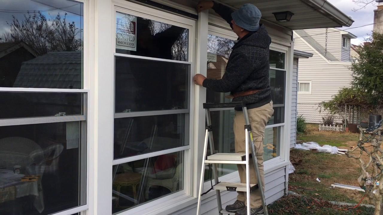 Sunroom Replacement Windows