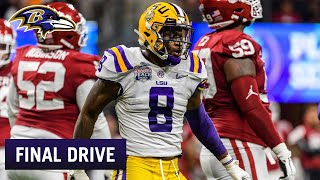 Wink Martindale Confident Patrick Queen Can Make Instant Impact | Ravens Final Drive