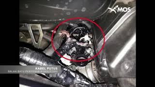X-MOS Cairan Pengusir Tikus mobil Rat Repellent Rumah Gudang 200ML XMOS