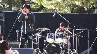 ロットングラフィティ THIS WORLD コピー 甲南大学学園祭2012 野外ステ...