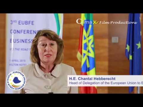 European Union Business Forum Climax Studio video production