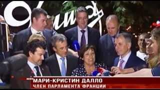 Приключения французов в Крыму: делегация из Парижа самовольно отправилась в Ялту