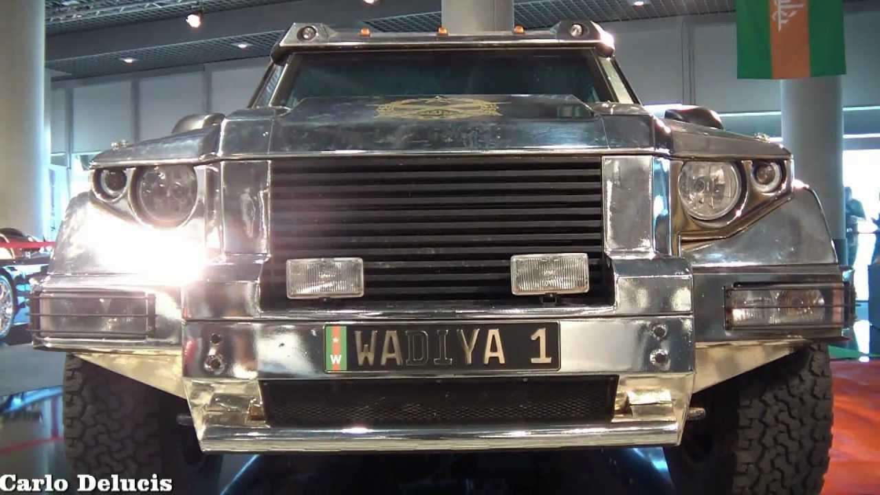 Luxury Armored Vehicles: Dartz Prombron: Luxury Armored Vehicle
