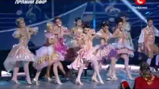 So You Think You Can Dance 2011 Ukraine.Top-14.Falco - Rock Me Amadeus