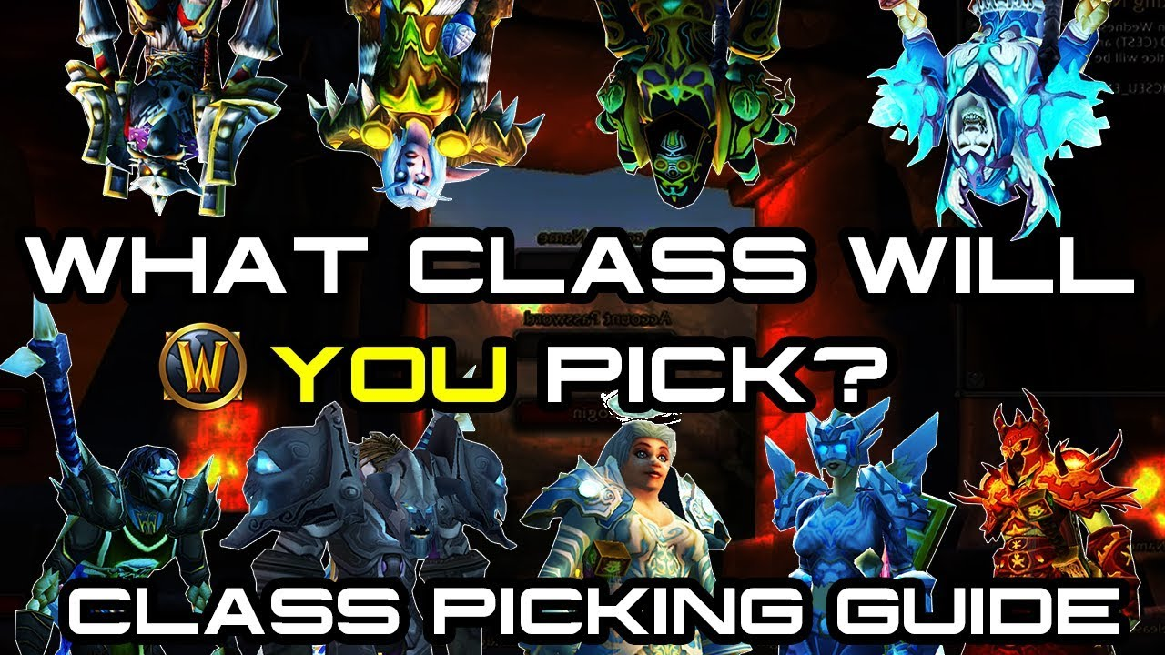 WoW Classic - Complete Class Picking Guide: Best Classes for