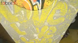 Широкоформатная печать на футболках. Large-format press on t-shirts.(Компания Фабрика. Мы в контакте: http://vk.com/fabrikafutbolok Сайт: www.fabrik.ru --- Music: URANXX1 prj., 2012-10-23T15:18:11.000Z)