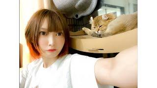 YouTube動画:【雑談】ニューヘアーにしたよ!夜の雑談[YouTube LIVE]