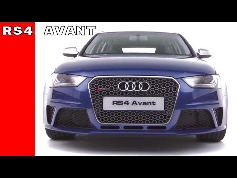 Audi RS4 Avant Overview