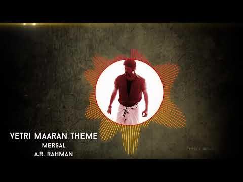 Mersal Theme Music (BGM) | Vetri Maaran | Actor Vijay | Atlee | A R Rahman Official