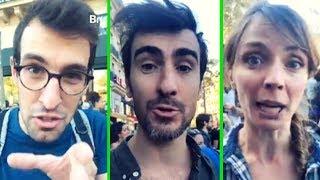 Avec 9 YouTubeurs et Projets Écolos à la Marche Climat