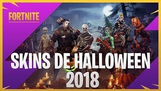 *FILTRATED* ALL NEW FORTNITE HALLOWEEN SKINS (6.02)