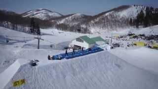 新潟県・GALA湯沢スノーリゾートで行われ、今年で10回目となる世界最大...