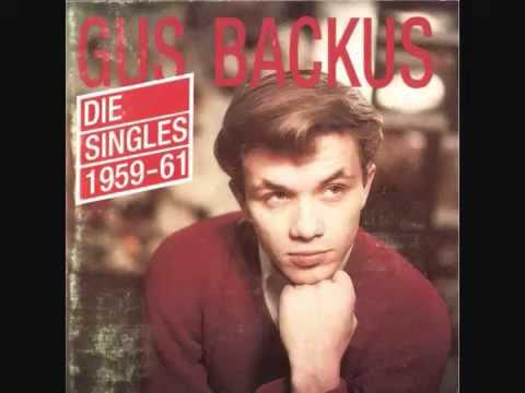 Gus Backus   Ich steh an der Bar und ich habe kein Geld