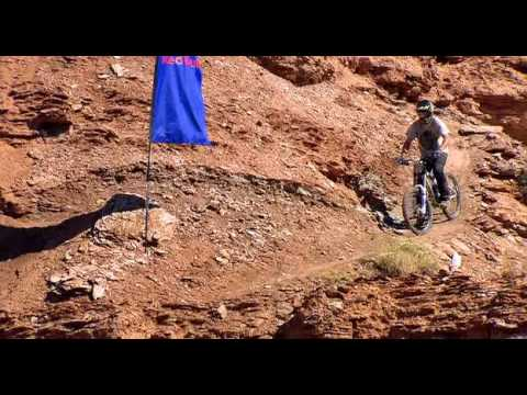 Red Bull Rampage Evolution (Freeride MTB) 2008