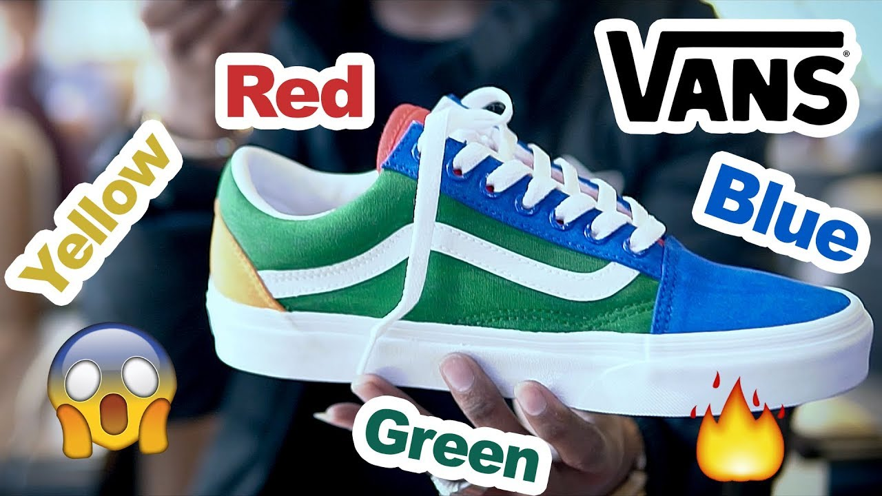 Vans Costumized : Vans Old Skool Yacht Club