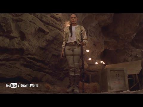 Angelina Jolie Funny Fight Scene | Lara Croft Tomb Raider: The Cradle of Life (2003)