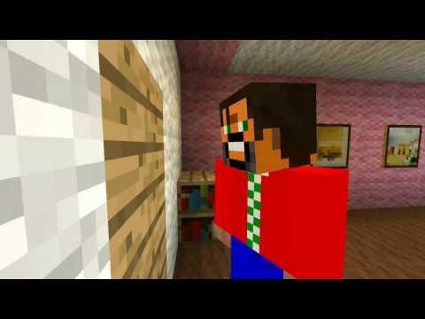 Minecraft Movie Remakes- The Shining
