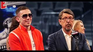 Gennady Golovkin : Canelo vs GGG 2 Post Fight Conference