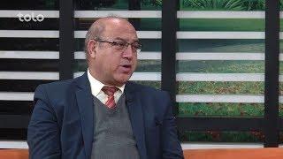 بامداد خوش - ورزشگاه - صحبت های استاد دین محمد صافی در مورد شروع لیگ فوتسال افغانستان