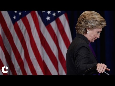 Hillary Clinton's Delivers A Moving Concession Speech