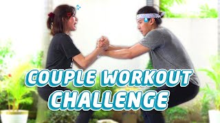 COUPLE WORKOUT CHALLENGE with @Erich Gonzales | Enchong Dee
