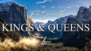 Download Lagu 30 Seconds to Mars - Kings and Queens Lyrics mp3