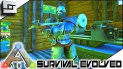 ARK: Survival Evolved - FLAK ARMOR TIME! S3E14 ( Gameplay )