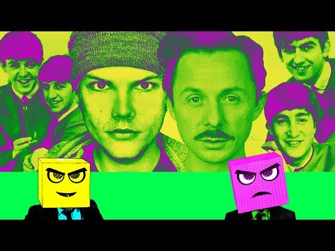Avicii Vs The Beatles Vs Martin Solveig - Without You Vs Twist And Hello (Djs From Mars Bootleg)