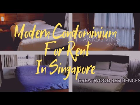MODERN CONDOMINIUM UNITS FOR RENT IN SINGAPORE