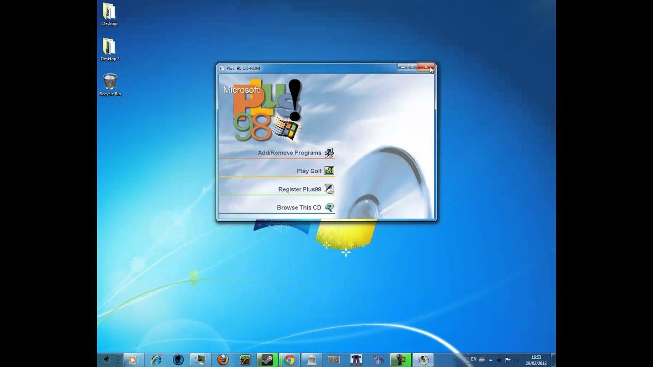 Windows 7 Ultimate Theme Wallpaper