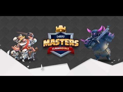 [ClashRoyale]  Gamergy Masters Gran Final 14,000€ Prize Pool