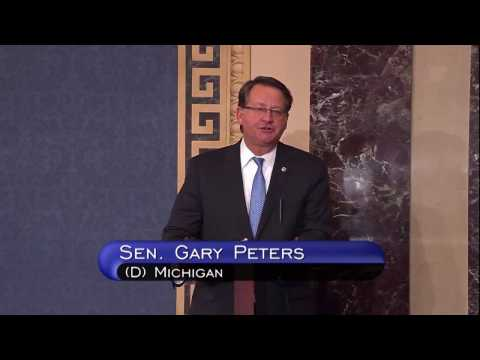 Peters Remarks in Opposition to DeVos