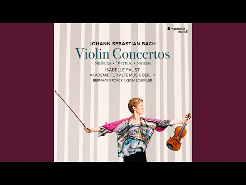 Concerto For Violin And Oboe In C Minor, BWV 1060R: I. Allegro