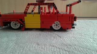 ВАЗ 2105 из лего/Lego VAZ 2105