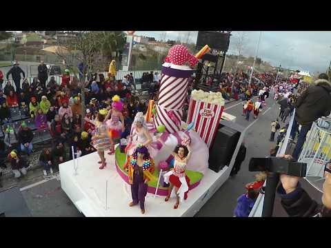 Palhacinhas ( Ovar ) @ Carnaval de Ovar 2019 - Desfile de Domingo - Zoom Q2N
