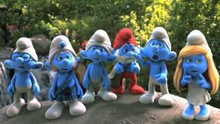 Os Smurfs (3D) | Trailer 2 Dublado