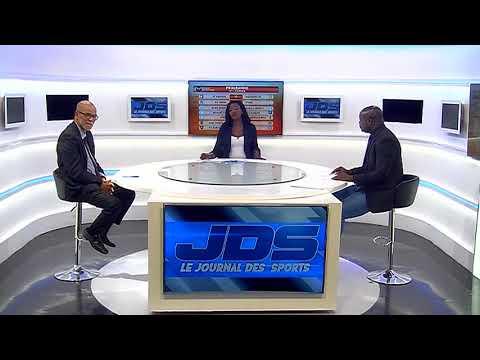 JDS   L'annonces  du journal des sports du 09 Mars 2018 par Fatima Sibé  .